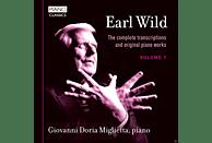 Giovanni Doria Miglietta - Transcriptions And Original Piano Works Vol.1 [CD]