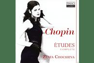 Zlata Chochieva - Études [CD]