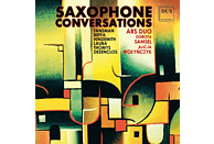 Ars Duo - Saxophone Conversations [CD]