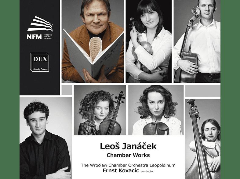 The Wroclaw Chamber Orchestra Leopoldinum - Janáček: Kammermusik  [CD]