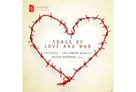 Malcolm Martineau, Cantabile / The London Quartet - Songs Of Love And War [CD]