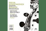 Matthias Bartolomey, Clemens Zeilinger - Cellosonaten [SACD Hybrid]