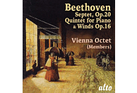 Vienna Octet - Beethoven: Septet Op. 20 [CD]
