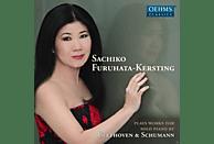 Sachiko Furuhata-kersting - Sachiko Furuhata-Kersting Plays Works For Solo Piano By Beethoven & Schumann [CD]
