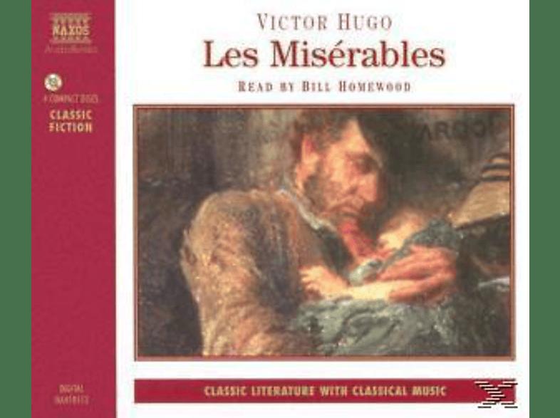 LES MISERABLES - (CD)