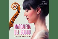 Ewald Donhoffer, Maddalena Del Gobbo - Viola D'emozione [CD]