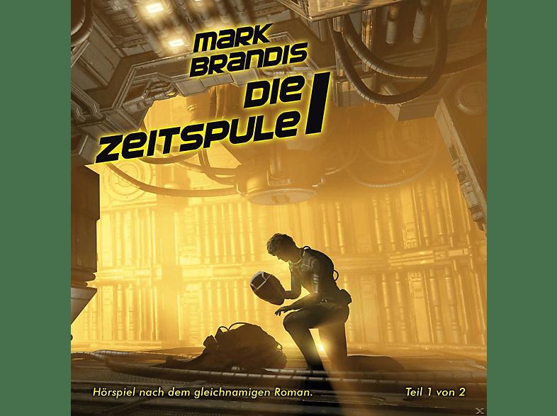 Mark Brandis - Mark Brandis 28: Die Zeitspule (Teil 1 von 2) - (CD)