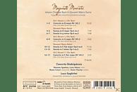 Concerto Madrigalesco - Mozarts Maestri - Johann Christian Bach & Giovanni Marco Rutini [CD]