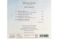 Piccolo Concerto Wien - Divertimenti [CD]