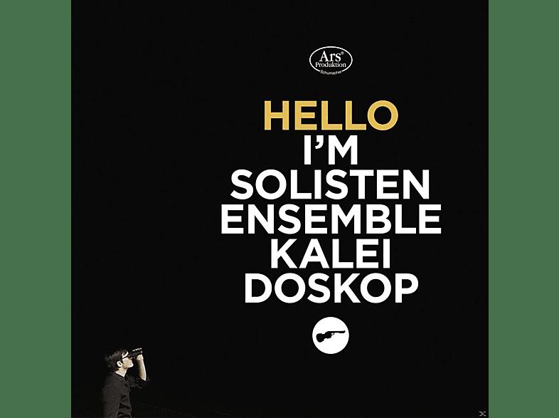 Kaleidoskop Solistenensemble - Hello I'm Solistenensemble Kaleidoskop [CD]