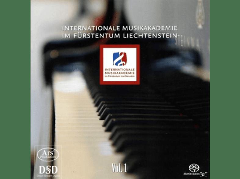Internationale Musikakademie Im Fürstentum Liechtenstein - International Musical Academy in Liechtenstein [SACD Hybrid]
