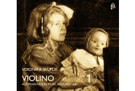Veronika Skuplik, Evangelina Mascardi - Violino 1 (Violinmusik Aus Österreich Um 1680) [CD]