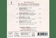 Lyndon Watts, Edoardo Torbianelli, Marion Treupel-Franck - The Stradivari Of The Bassoon [CD]