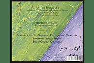 Solisten des St.Petersburg Philharmonic Orchestra, Baltic Chamber Orchestra - Sinfonie 2/Metamorphosen [CD]