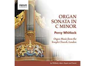 Greg Morris - Whitlock: Organ Sornata In C Minor - (CD)