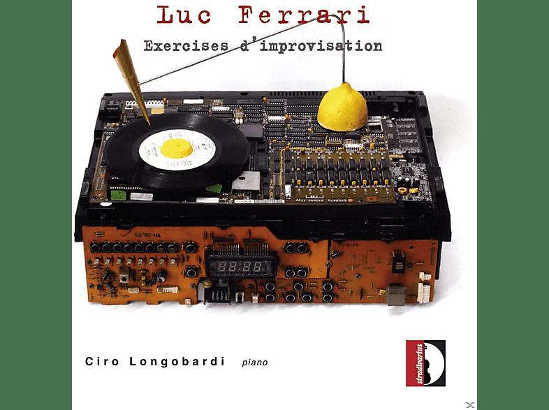 Ciro Longobardi - Exercises d'improvisation [CD]