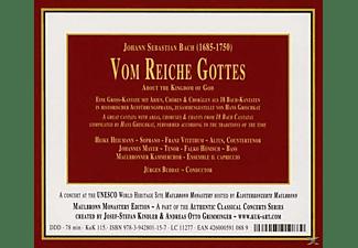 Franz Vitzthum, Heike Heilmann, Falko Hönisch, Maulbonn Chamber Choir, Ensemble Il Capriccio - Vom Reiche Gottes  - (CD)