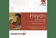 Freiburger Barockorchester - Violinkonzert [CD]