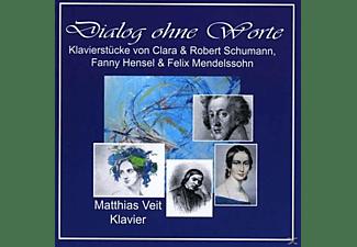 Matthias Veit - Dialog Ohne Worte  - (CD)