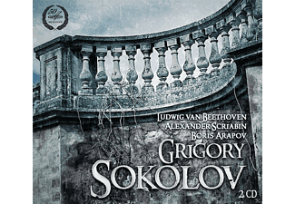 Sokolov Grigory - Sokolov: Piano Works - (CD)