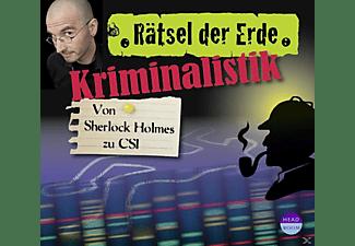 - Kriminalistik. Von Sherlock Holmes zu CSI  - (CD)