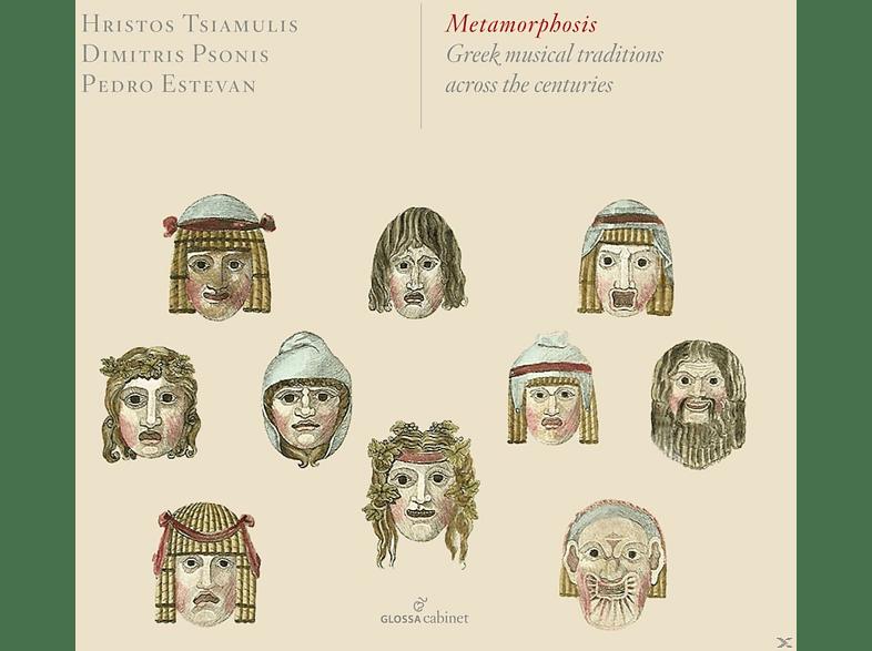 Christos Tsiamulis, Dimitris Psonis, Pedro Estevan - Metamorphosis-Greek Musical Traditions Across The Centuries [CD]
