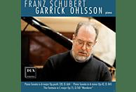 Garrick Ohlsson - Wanderer Fantasie/Sonaten D 664 Und D 845 [CD]