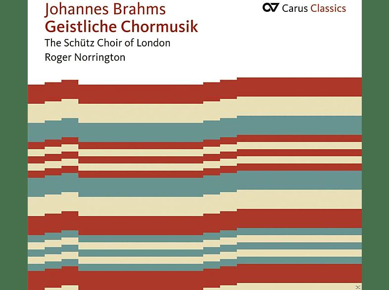 Schütz Choir Of London - Geistliche Chormusik [CD]