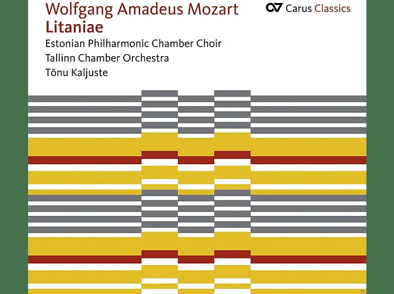 Estonian Philharmonic Chamber Choir, Tallinn Chamber Orchestra - Litaniae [CD]