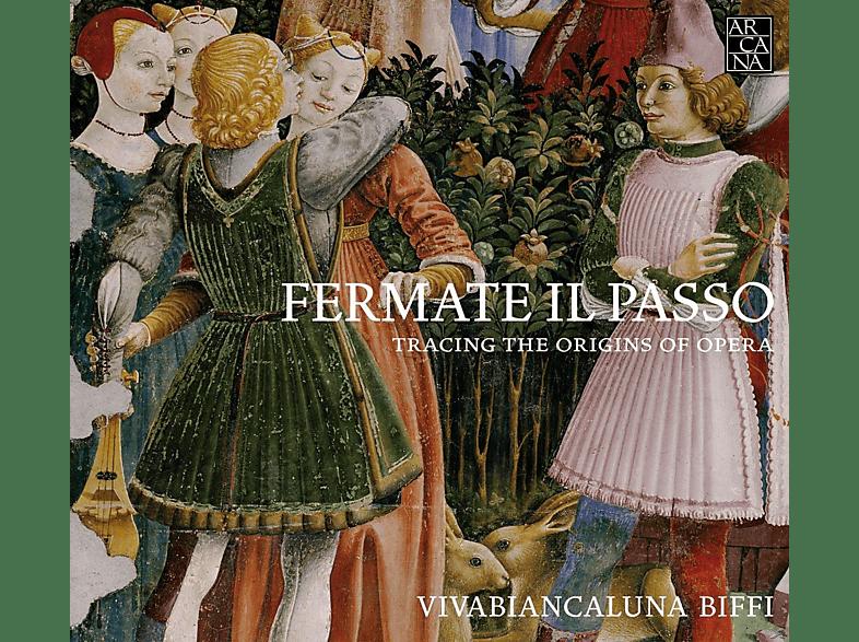 Vivabiancaluna Biffi, Richard Earle - Fermate Il Passo-Tracing The Originals Of Opera [CD]