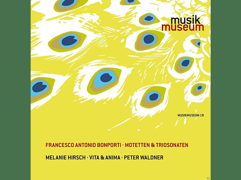 Melanie Hirsch, Vita & Anima - Motetten / Triosonaten [CD]