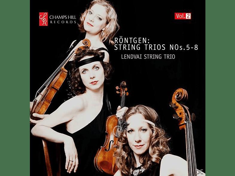 Lendvai String Trio - Die Streichtrios Vol.2 [CD]