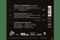 Lutoslawski Quartet - Streichquartette [CD]