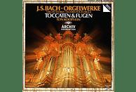 Ton Koopman - Toccaten/Fugen/+ [CD]