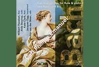 VARIOUS, Rebecca Clarke, Hazelzet, Ogg, Stuurop - Five Trio Sonates For Flute & [CD]
