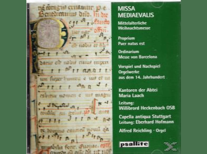 Alfred Reichling, Capella Atigua Stuttgard, Kantoren Der Abtei Maria Laach - Missa Medievalis - Mittelalterliche Weihnachtsmesse [CD]