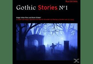 Edgar Allan Poe, Barbara Zechel, Jo Jung, Bram Stoker - Gothic Stories  - (CD)