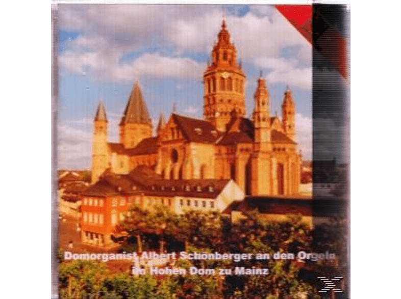 Schönberger Albert - Hoher Dom Zu Mainz [CD]