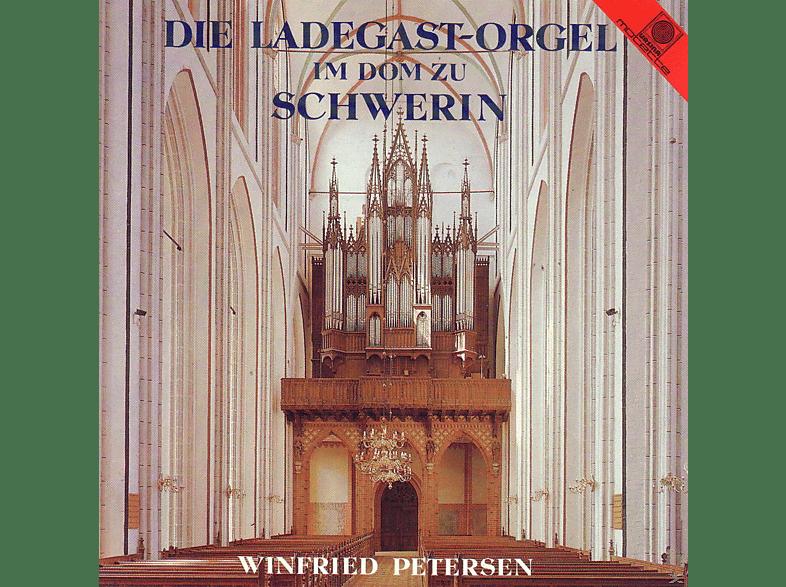Petersen Winfried - Die Ladegast-Orgel Im Dom Zu Schwerin [CD]