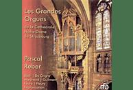 Pascal Reber - Die grosse Orgel der Kathedrale zu Strassburg [CD]