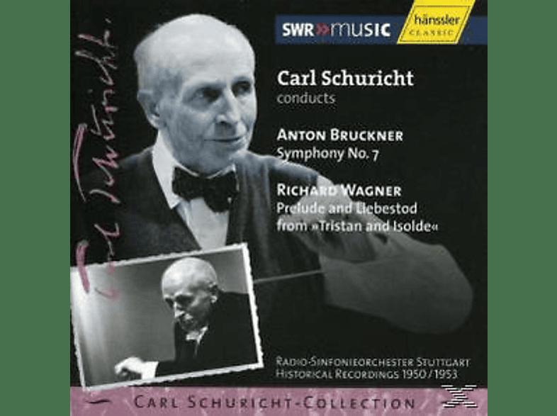 Radio-Sinfonieorchester Stuttgart, Carl Schuricht - Sinfonie 7 [CD]