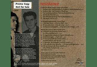 Μίκης Θεοδωράκης - Resistance: Historic Recordings From The Underground And Exile  - (CD)