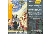 Rsos & Swr Vokalensembl - L'ENFANCE DU CHRIST OP.25 [CD]