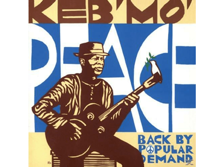 Keb' Mo' - PEACE - BACK BY POPULAR DEMAND [Vinyl]