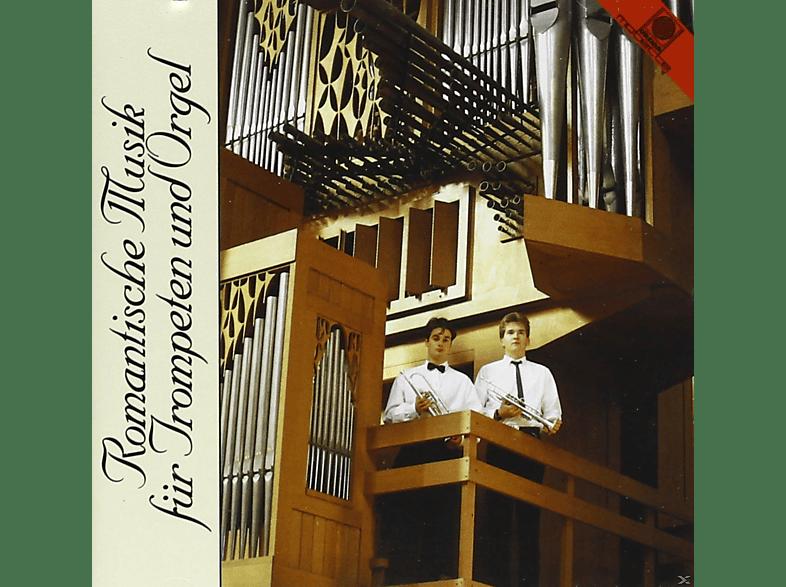 Heiko Hermann, Peter Bönisch, Axel Thirolf, Bönisch Hans - Romantische Musik Für Trompete Und Orgel [CD]
