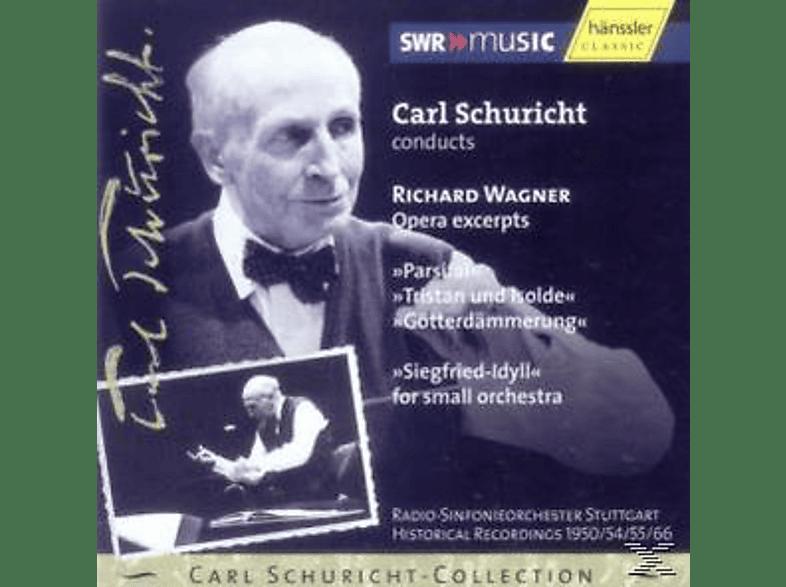 Radio-Sinfonieorchester Stuttgart, Carl Schuricht - Orchesterstücke Aus Opern [CD]
