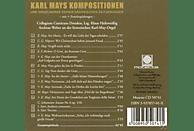 Collegium Canticum Dresden, Weber Andreas - Karl Mays Kompositionen und Orgelwerke seiner sächsischen Zeitgenossen [CD]
