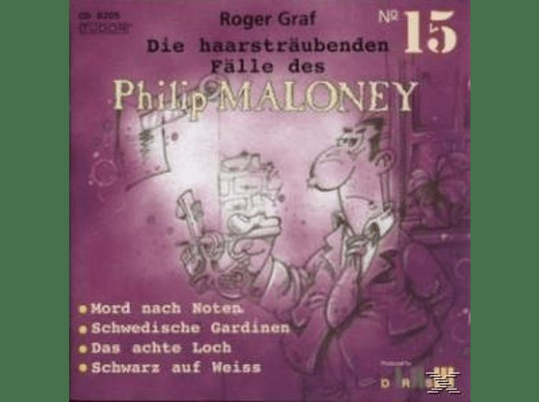 Die haarsträubenden Fälle des Philip Maloney No.15 - (CD)