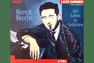 Bertolt Brecht, Ein Leben in Gedichten - (CD)