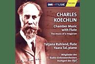 Rso Stuttgart, Tatjana Ruhland - Kammermusik Mit Flöte [CD]